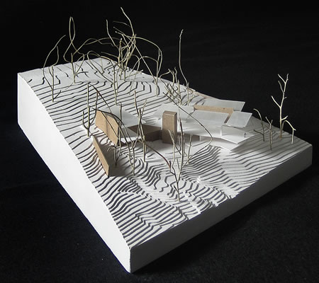 Villa Building Architectural Models Making